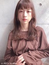 ウルフレイヤー 重軽セミロング【yー464】