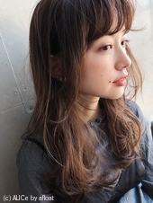 シナモンベージュ 冬色 ロング【y−553】