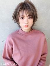 モテ♡小顔ショート 【y−565】