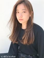 大人綺麗なツヤ髪ワンカールパーマ M-199