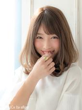 ひし形センシュアルミディ【ショコラベージュ】U-175