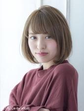 小顔フェミニンショート【ピンクアッシュ】U-187