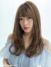 女子アナ風ラフセミディ【シアーグレージュ】U-208