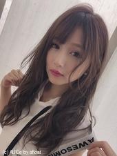 女子アナ風カジュアルセミディ【シナモンブランジュ】U-265