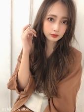女子アナ風清楚セミディ【シナモンブランジュ】U-318
