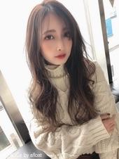 女子アナ風清楚セミディ【シナモンブランジュ】U-319