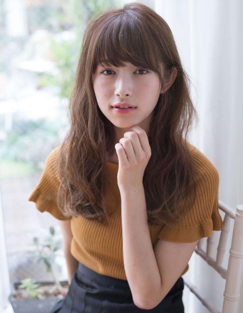 【Violet】シアーブラウン