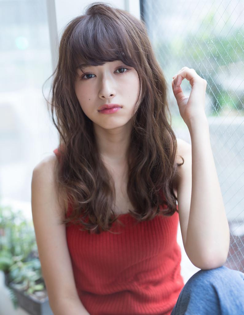 【Violet】モテ髪ショコラブラウン