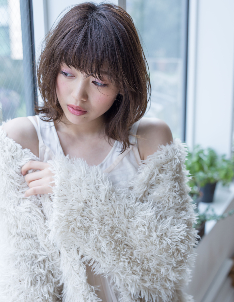 【若井】小顔フラッフィーミディ