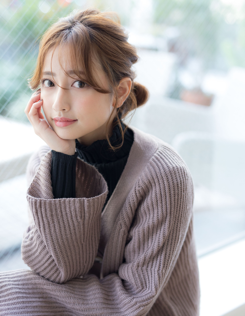 【若井】大人可愛い編み込みアレンジ