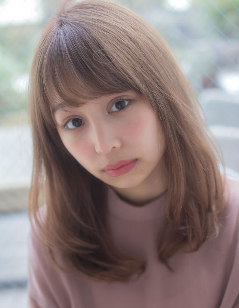 【浅沼】大人気☆大人可愛い内巻きミディアム