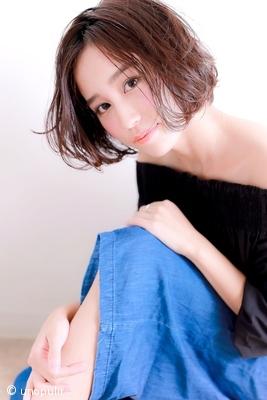 パーソナルカラー診断☆タンバルモリ☆セミウェットウェーブ