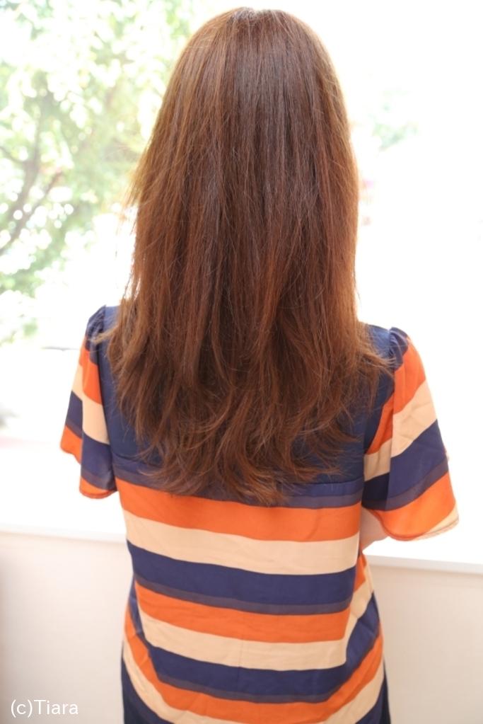 重ための毛先に飽きた方へ毛先を軽めに動きが出るように切る事で動き、巻きやすさがアップするスタイル!!!