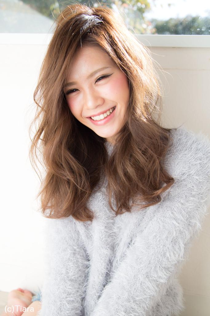 【ホリスティックパーマ】直毛で巻き髪の持ちが悪い方へオススメメニュー!