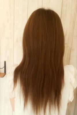 黒髪にはしたくないけど暗い髪にされたい方向け