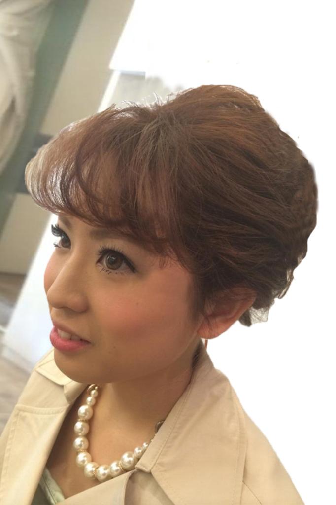 アップセット②パーティー・結婚式・入学式・卒業式・成人式