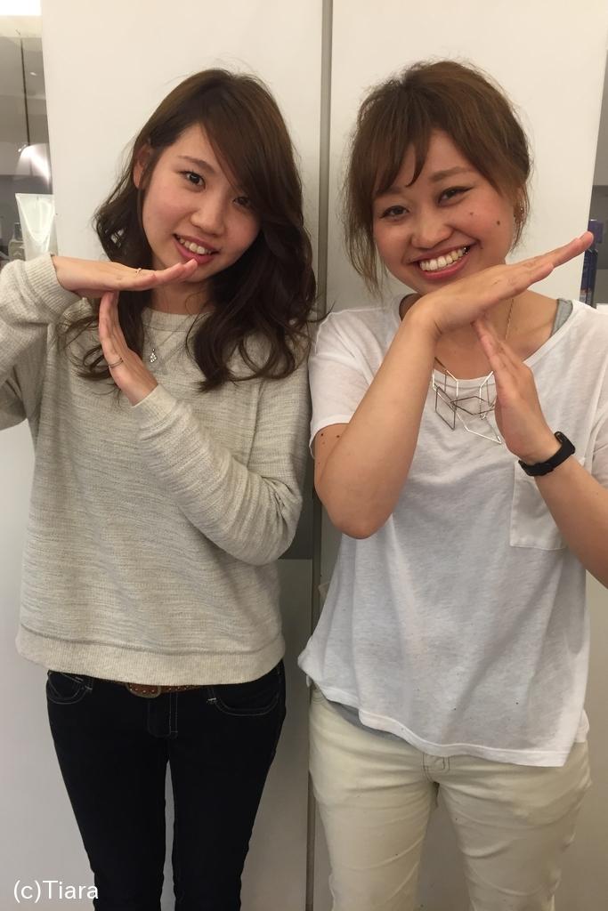 スマイルスナップ☆20代ティアラ歴7年☆