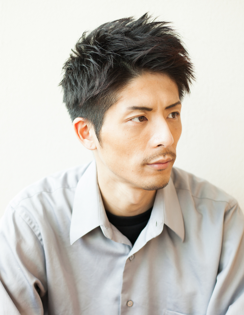 代 髪型 40