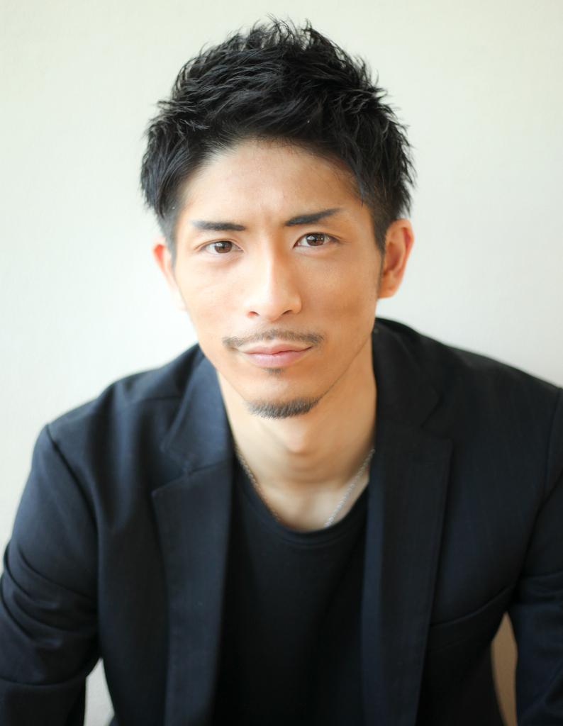 メンズ30代好感度ショート◎ビジネス髪型(NY,71)