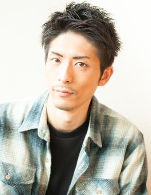 メンズ30代ビジネスショート◎髪型(NY-89)