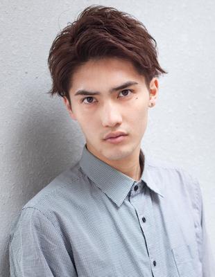 メンズビジネスショート◎好感度◎髪型(NY-105)