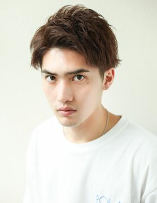 メンズビジネスパーマスタイル◎髪型(NY-111)