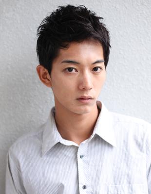 メンズ好感度30代ビジネスショート◎髪型(NY-132)