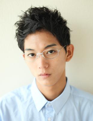 メンズ30代好感度ショート◎髪型(NY-134)