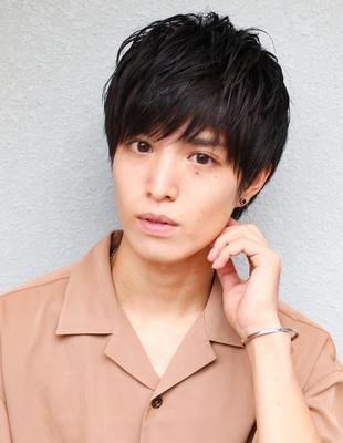 メンズ好感度ビジネスショート◎髪型(NY-139)