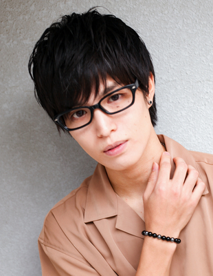 メンズ好感度ビジネスメガネが似合う髪型(NY-141)