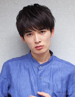 メンズ好感度ビジネス髪型◎ショート(NY-148)