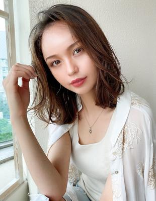 大人可愛い◎レイヤー髪型 20代30代(NY-200)