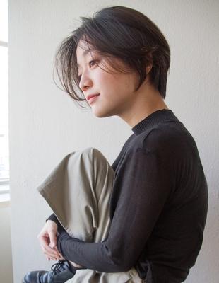 モテ髪美人シルエットショートスタイル(SR-65)