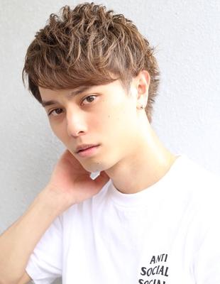 30代 男 髪型(NS-007)