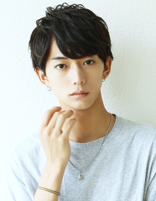 メンズ 髪型 ビジネス 30代【NS-015】