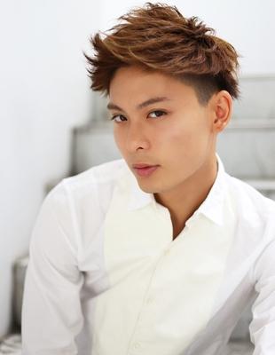 メンズ 社会人 髪型(NS-026)