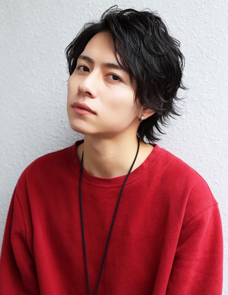 30代 男 髪型(NS,039)