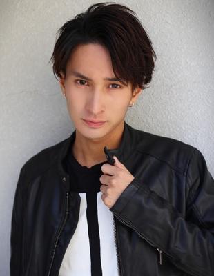 メンズ好感度大人ビジネス刈り上げショート人気スーツ◎髪型(NS-061)