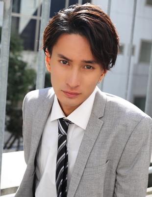 メンズ好感度大人ビジネス刈り上げショート人気スーツ◎髪型(NS-068)