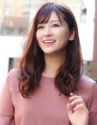 大人可愛い巻き髪ロング(SN-078)