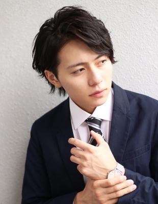 30代 男性 髪型(NSー209)
