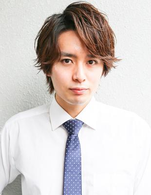 メンズ 社会人 髪型(NSー231)