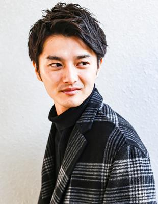 30代 男性 髪型 (NS-243)