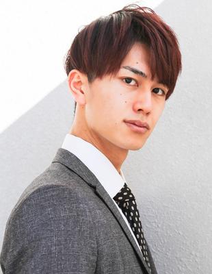 メンズ 髪型 ビジネス 30代(NS-260)