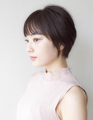 20代 可愛い髪型 ショートヘア(KI-050)