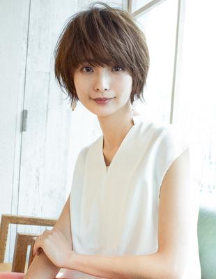 ショート 可愛い髪型(KI-058)
