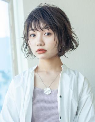 ショート ショートボブ  可愛い髪型(KI-073)