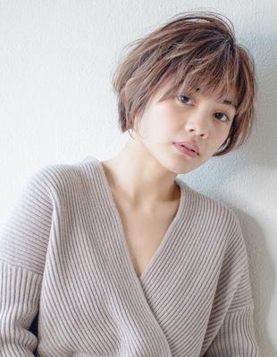ショート ショートボブ  可愛い髪型(KI-089)