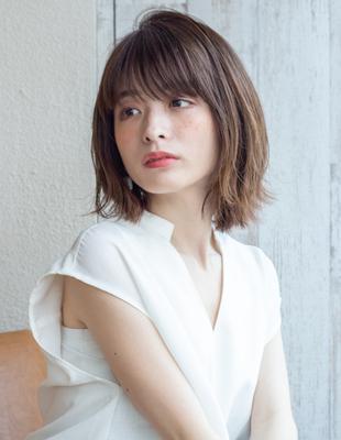 ショート ショートボブ  可愛い髪型(KI-092)