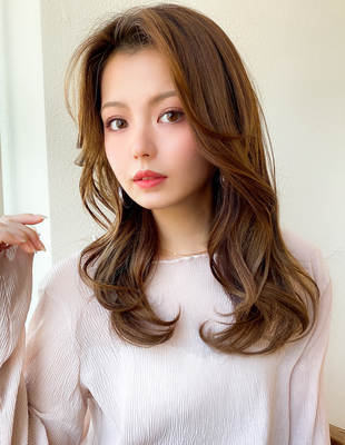 韓国アイドル風バング(MM-1)